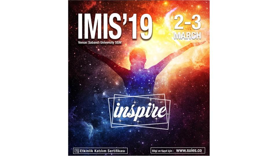IMIS'19 INSPIRE (Sabancı University)