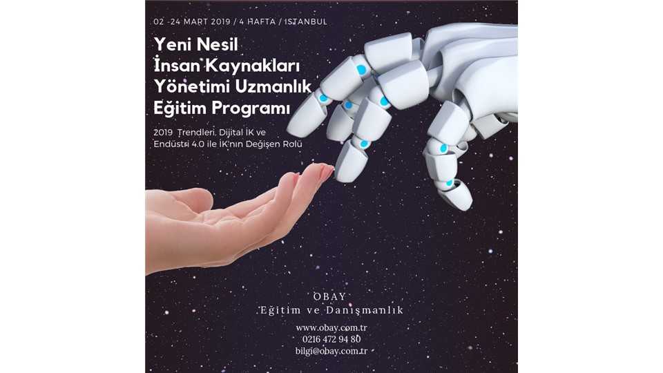 Yeni Nesil İnsan Kaynakları Uzmanlık Eğitim Programı