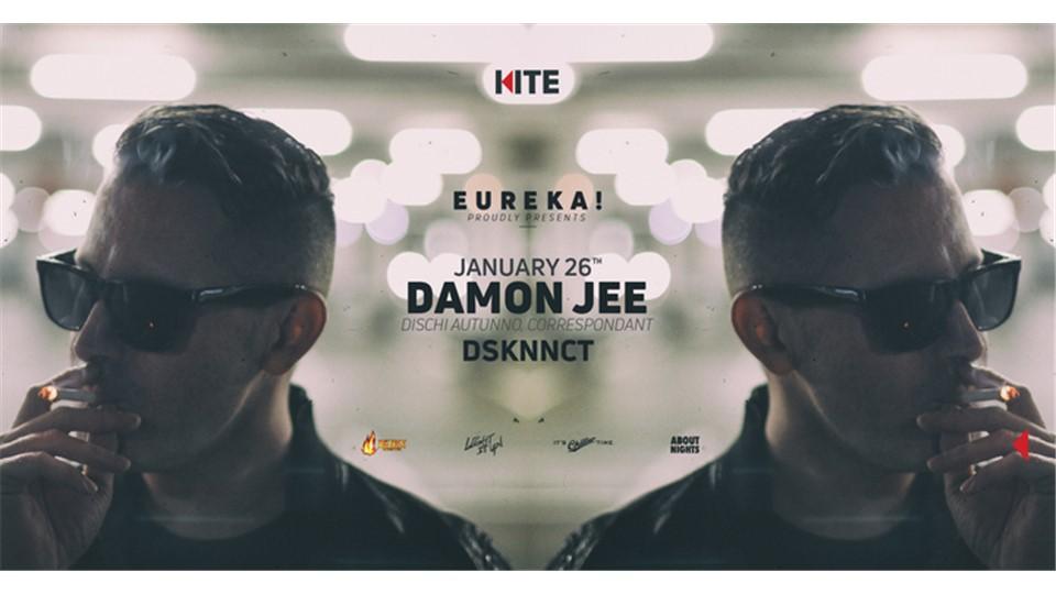 Eureka! : Damon Jee (Dischi Autunno, Correspondant) / Dsknnct