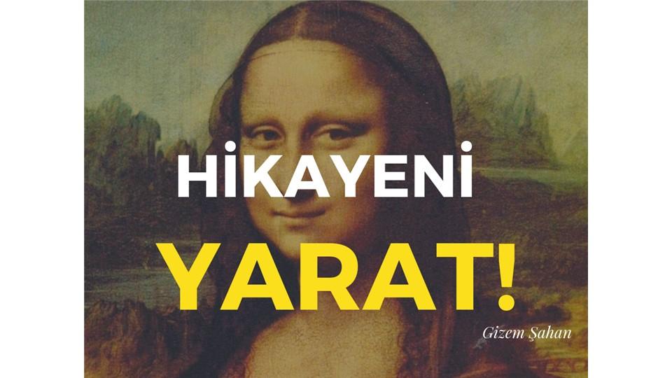 Kariyer Atölyesi: Hikayeni Yarat!