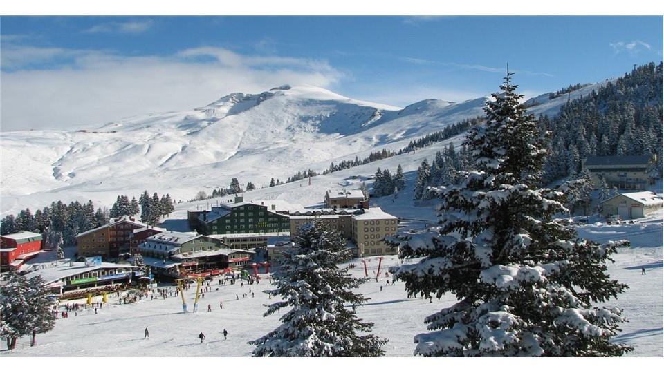 Bursa Uludağ Kayak Turu