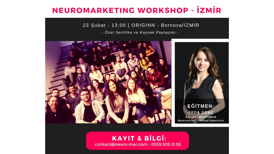 Neuromarketing Workshop - İZMİR