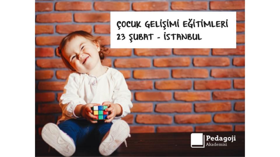 Sertifikalı Çocuk Gelişimi Eğitimleri