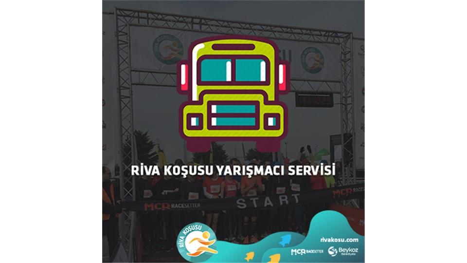 10 Şubat 2019 Riva Koşusu Yarışmacı Servisi