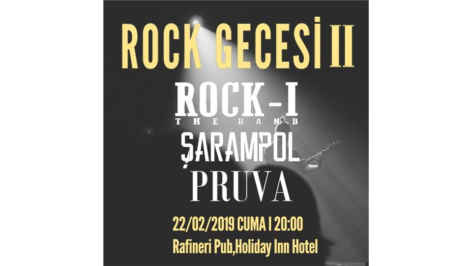 Rock Gecesi II
