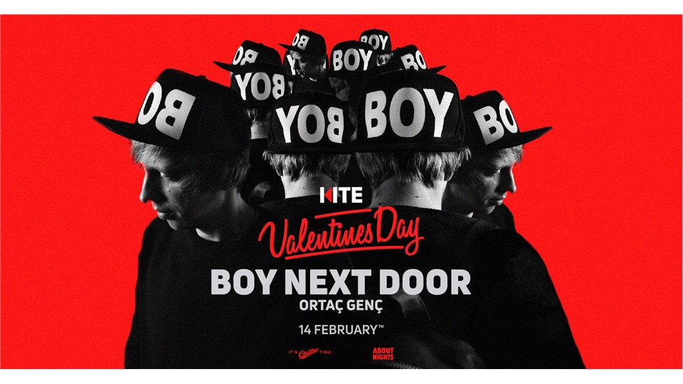 Valentines Day: Boy Next Door (Stil Vor Talent, GER) Ortaç Genç