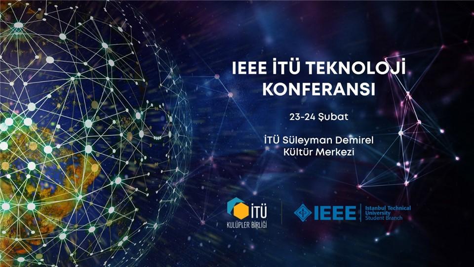 IEEE İTÜ Teknoloji Konferansı