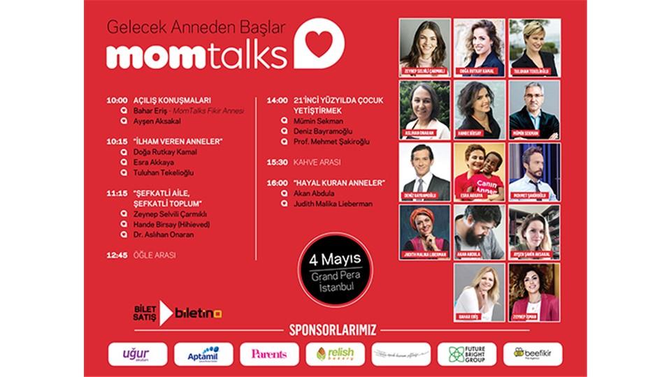 MomTalks 2019 - İstanbul - Grand Pera