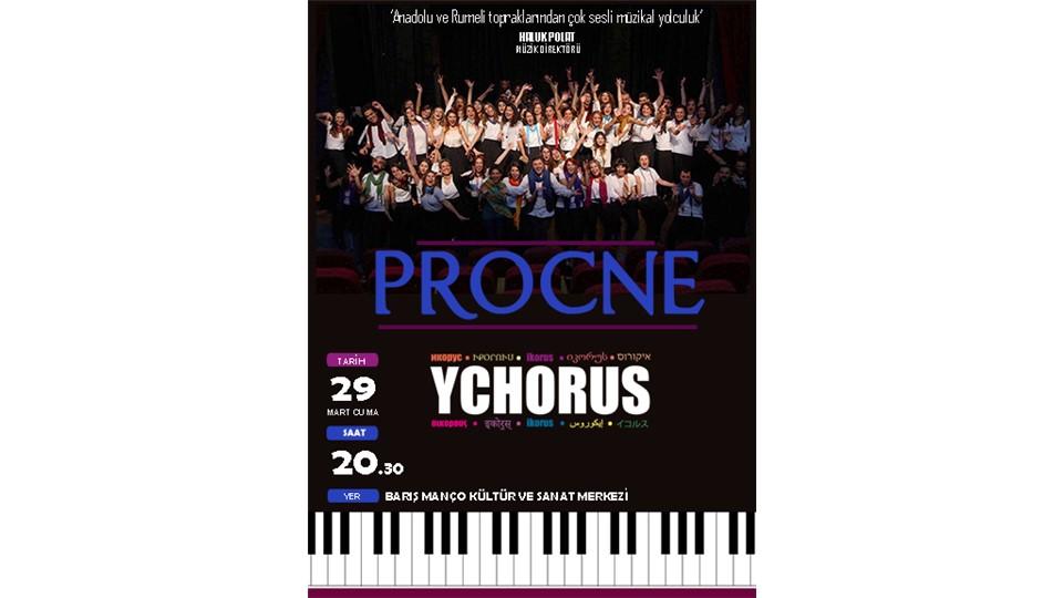 Procne & Ychorus - Çok Sesli Müzikal Yolculuk