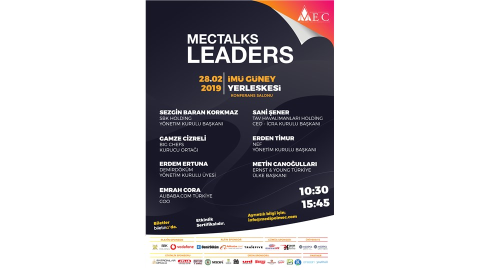 MECTALKS LEADERS