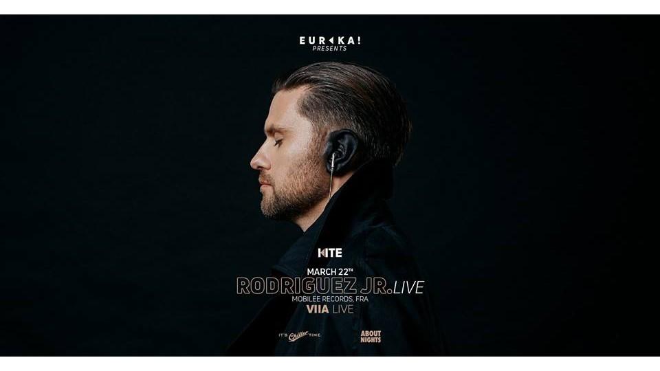 Eureka! Presents: Rodriguez Jr. Live (Mobilee Records) VIIA