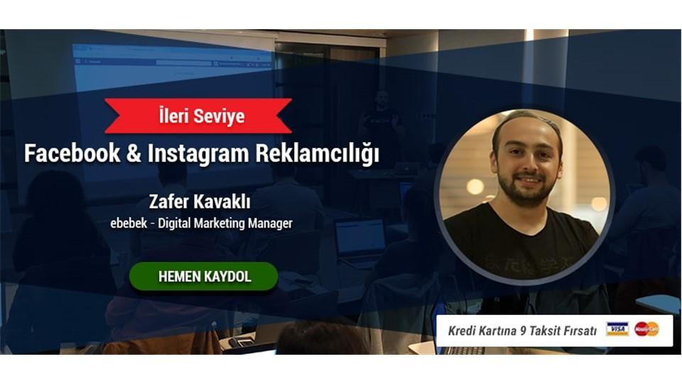 İleri Seviye Facebook & Instagram Reklamcılığı Eğitimi (ÜCRETLİ)