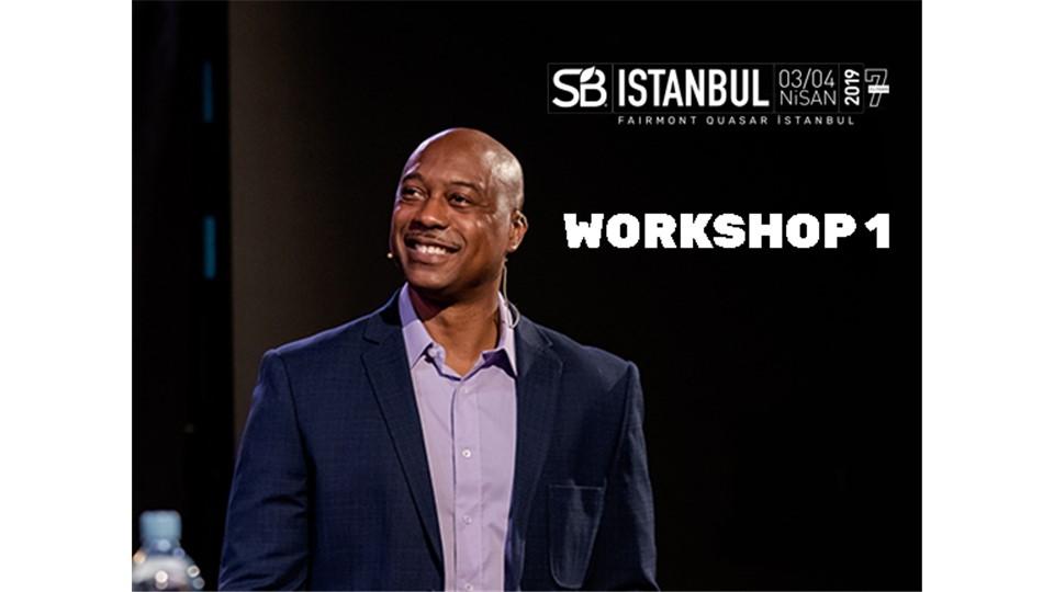 """Sustainable Brands Istanbul Workshop 1: """"Geleceği Düşünme ve Sürdürülebilirlik"""" - Philip McKenzie"""