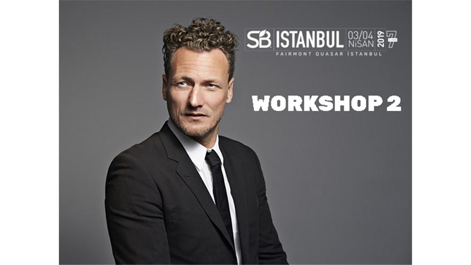 """Sustainable Brands Istanbul Workshop 2: """"Yeni Nesil Odak Müşteriler 1 – Markalar 0"""" - Thomas Kolster"""