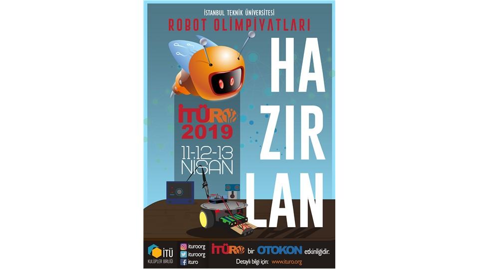 İstanbul Teknik Üniversitesi Robot Olimpiyatları 2019
