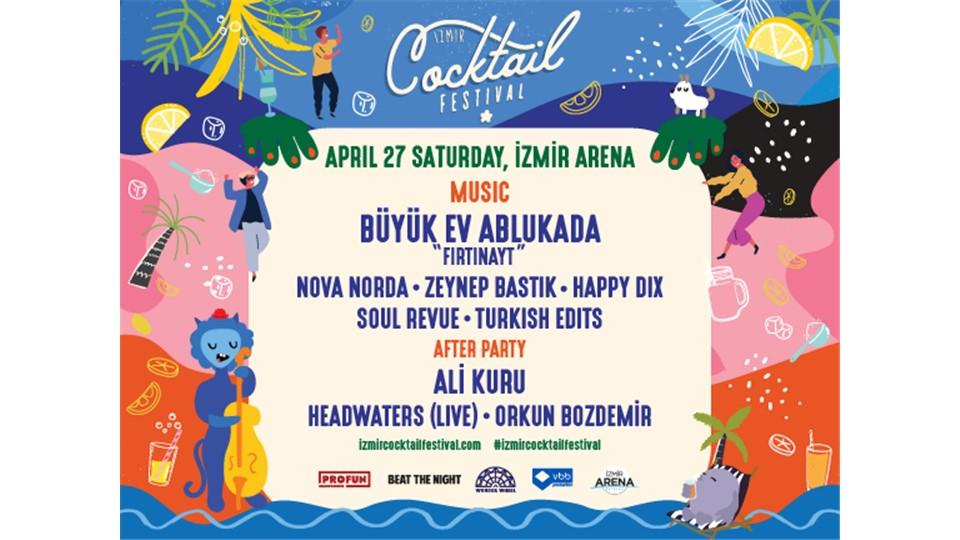 İzmir Cocktail Festivali 2019 - İzmir Arena
