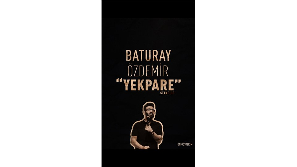 Baturay Özdemir - Yekpare / Stand-Up