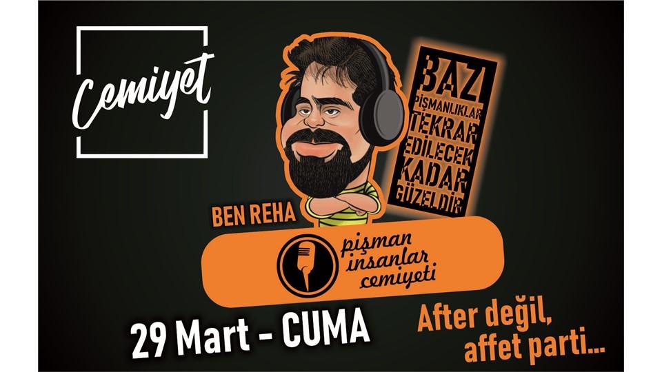 AFTER DEĞİL, AFFET PARTİ
