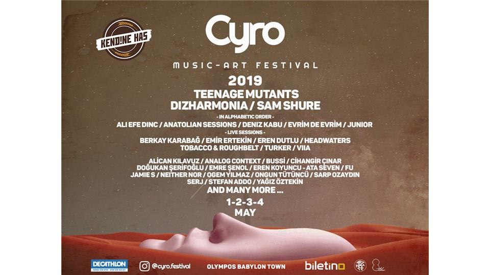 Cyro Music&Art Festival