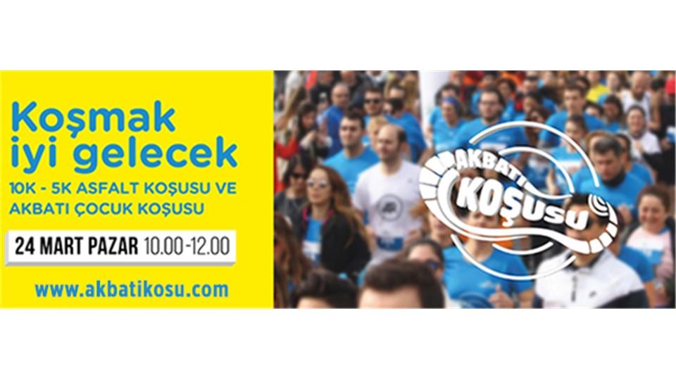 Akbatı Koşusu 24 Mart 2019 Taksim Yarışmacı Servisi