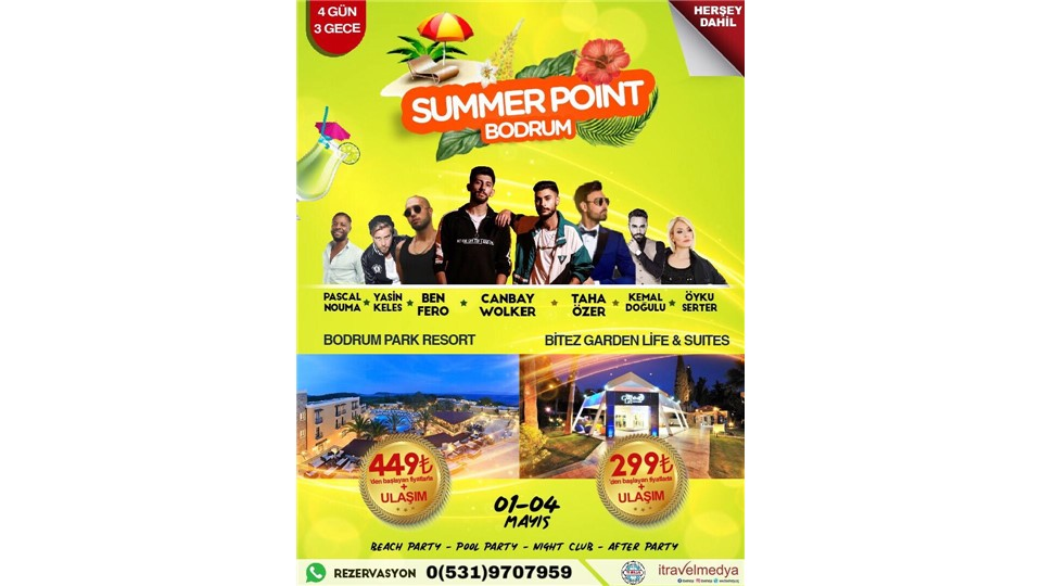 SUMMER POINT BODRUM PARK RESORT
