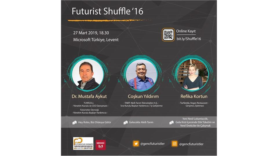 Futurist Shuffle'16