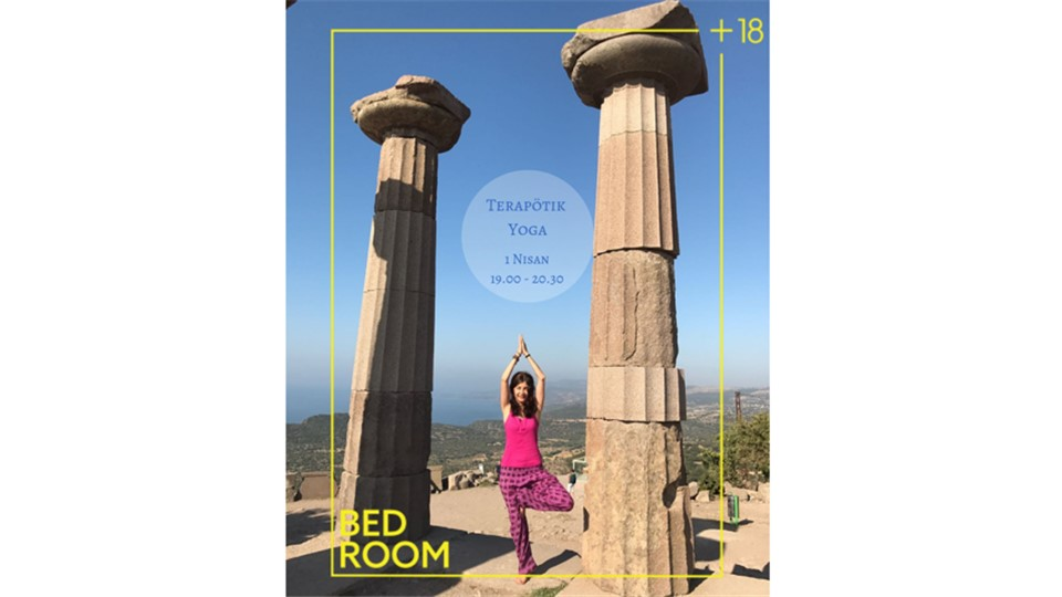 Arzu Can ile Terapötik Yoga BEDroom+18' da
