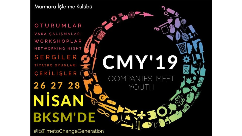 Companies Meet Youth'19