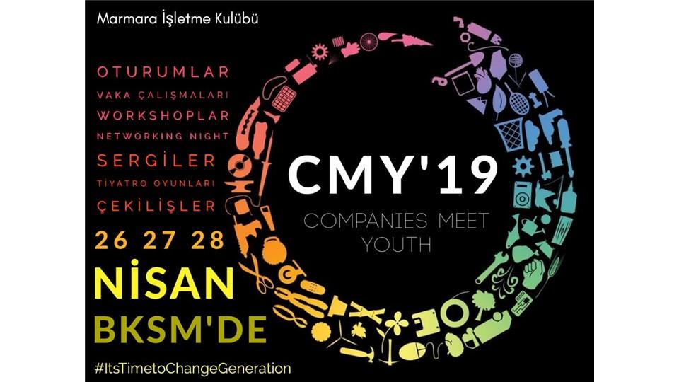 Companies Meet Youth'19