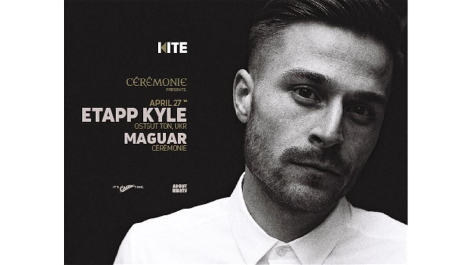 Cérémonie Presents: Etapp Kyle (Ostgut Ton) & Maguar