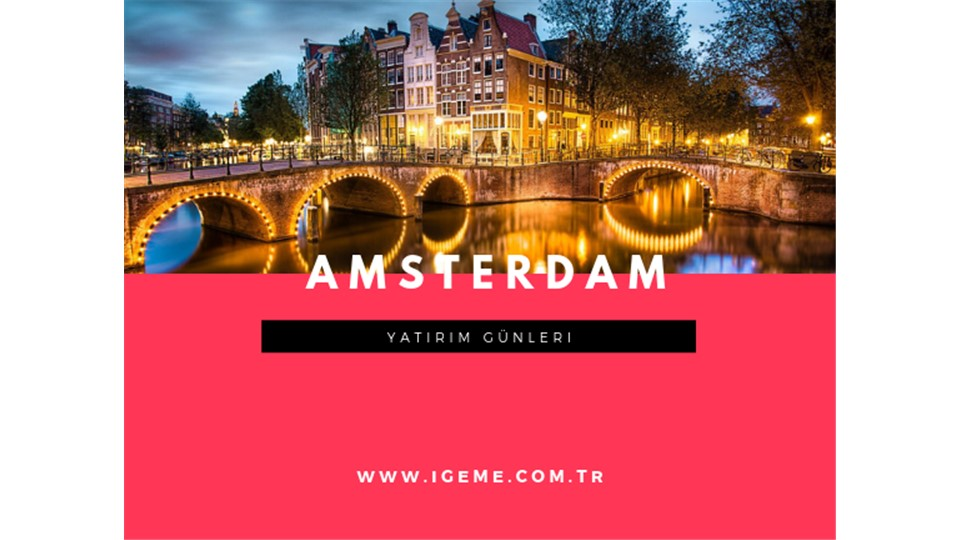 Amsterdam Yatırıım Günleri
