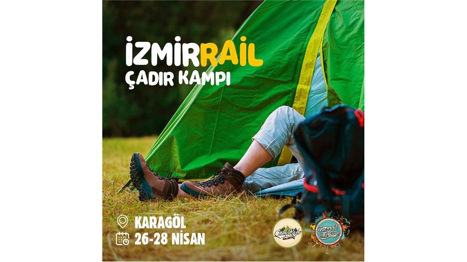 İzmirRail Kampı - DİKİLİ