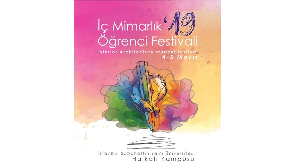 İçmimarlık Öğrenci Festivali.
