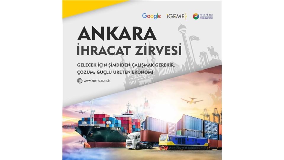 Ankara İhracat Zirvesi