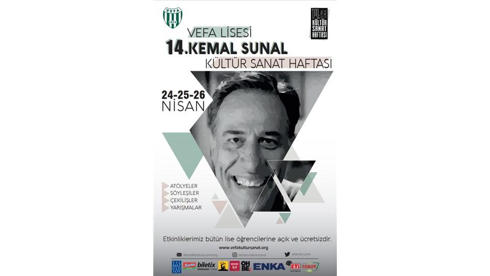 Kemal Sunal Kültür Sanat Haftası