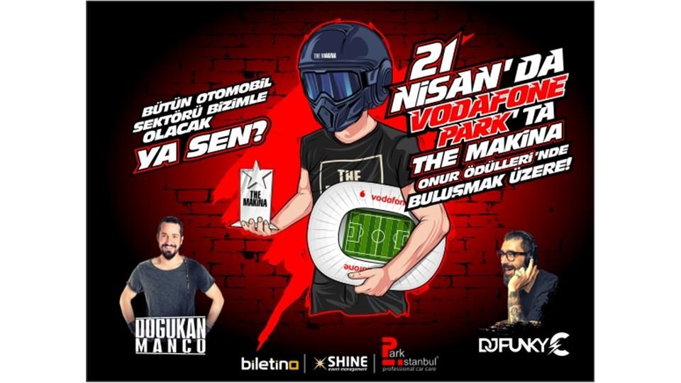 The Makina Onur Ödülleri - İstanbul - Vodafone Park