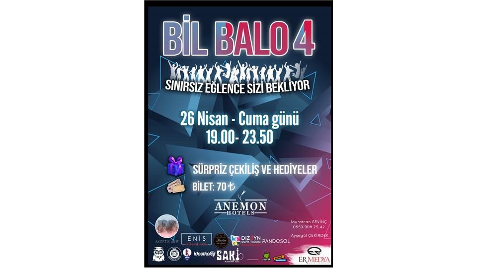 BİL BALO 4 Akustik Aile Konseri