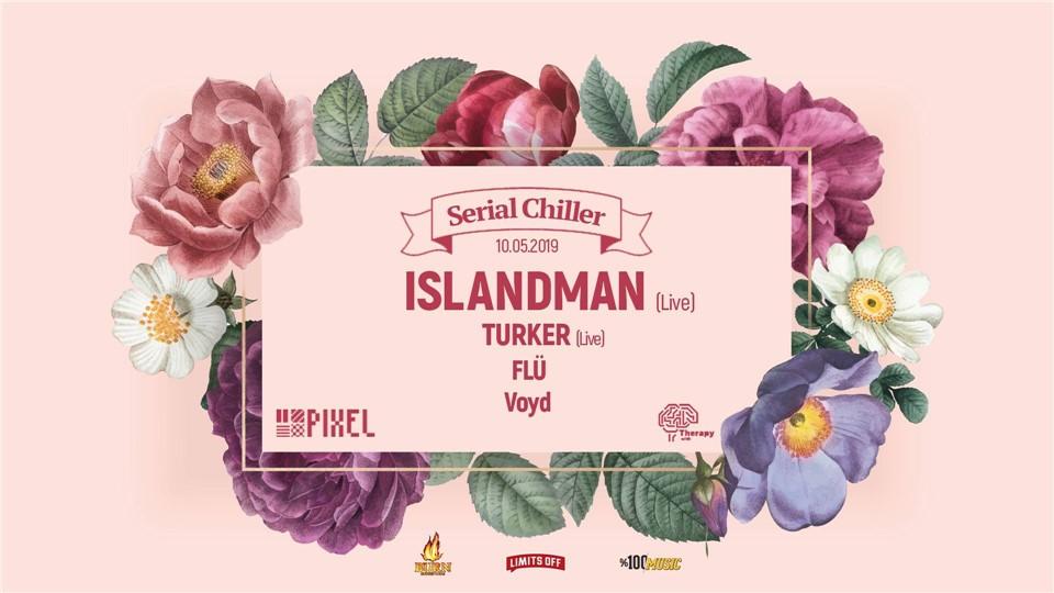 Islandman (Live) // Turker (Live) // FLÜ // Voyd