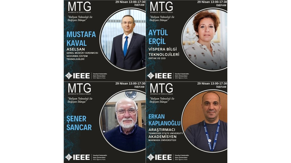IEEE İZÜ Mühendislik ve Teknoloji Günleri'19