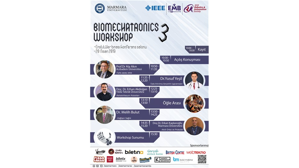 Biomechatronics Workshop 3