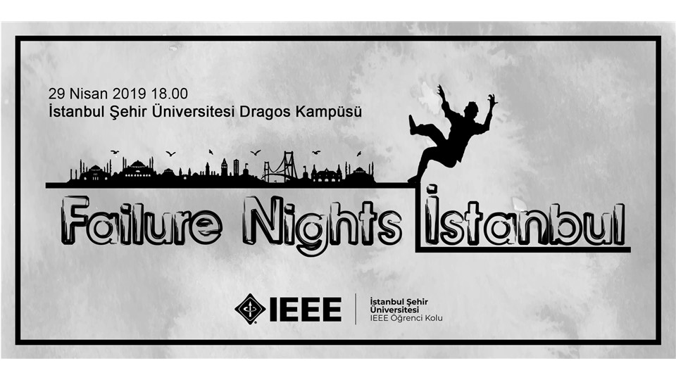 Failure Nights İstanbul 2019