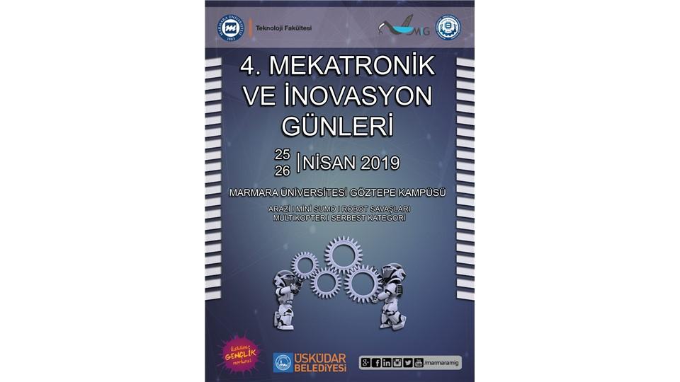 4. Mekatronik ve İnovasyon Günleri