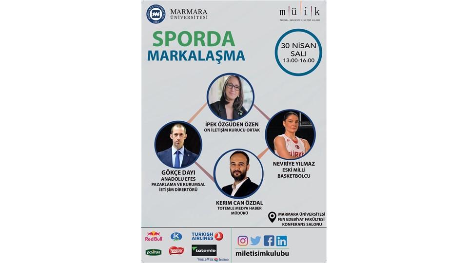SPORDA MARKALAŞMA