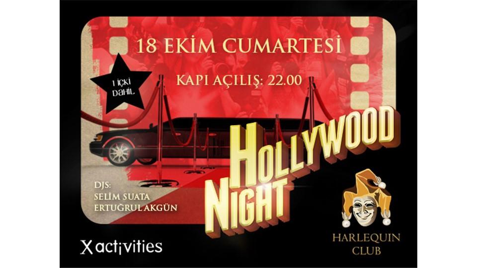 Hollywood Night - Harlequin Samsun