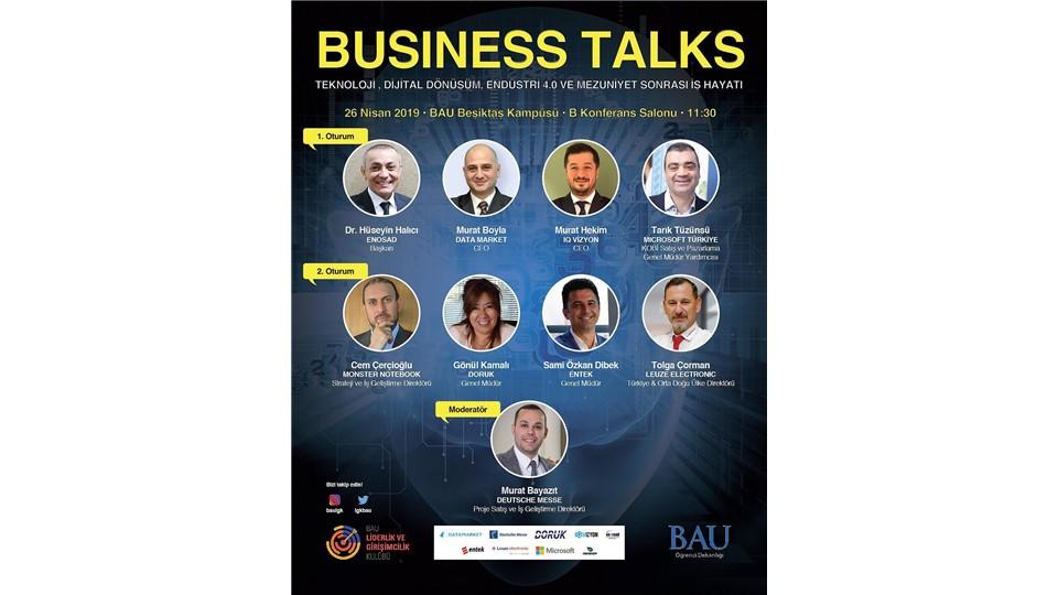 Business Talks'19