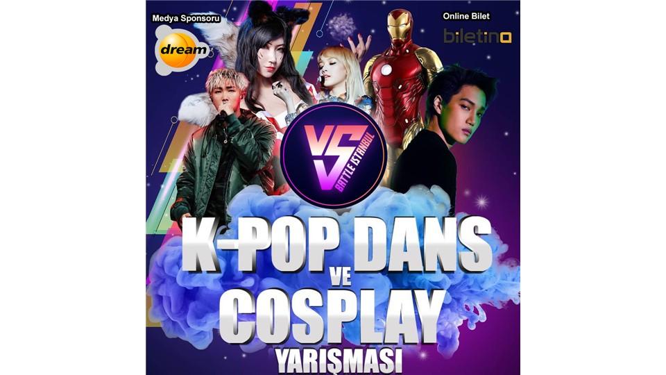 Battle Istanbul K-POP Dans ve Cosplay Yarışması