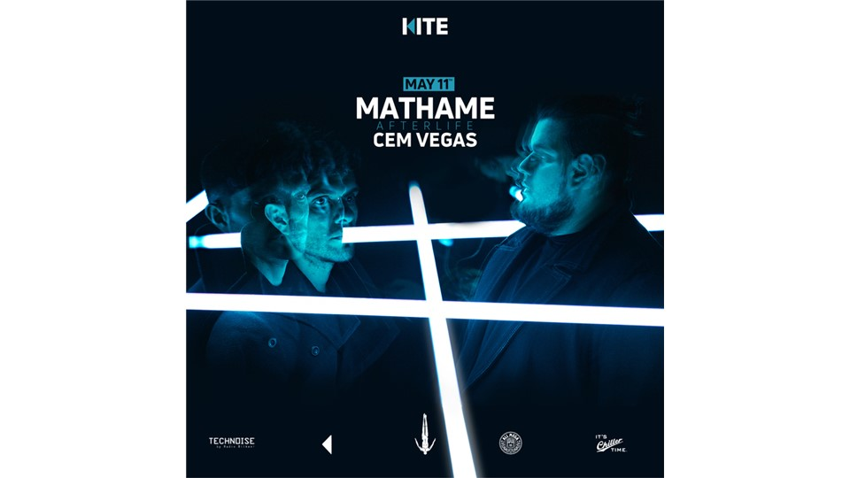 Mathame ( Afterlife, ITA), Cem Vegas