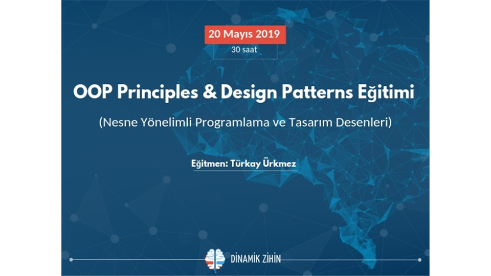 OOP Principles & Design Patterns Eğitimi-5 Gün
