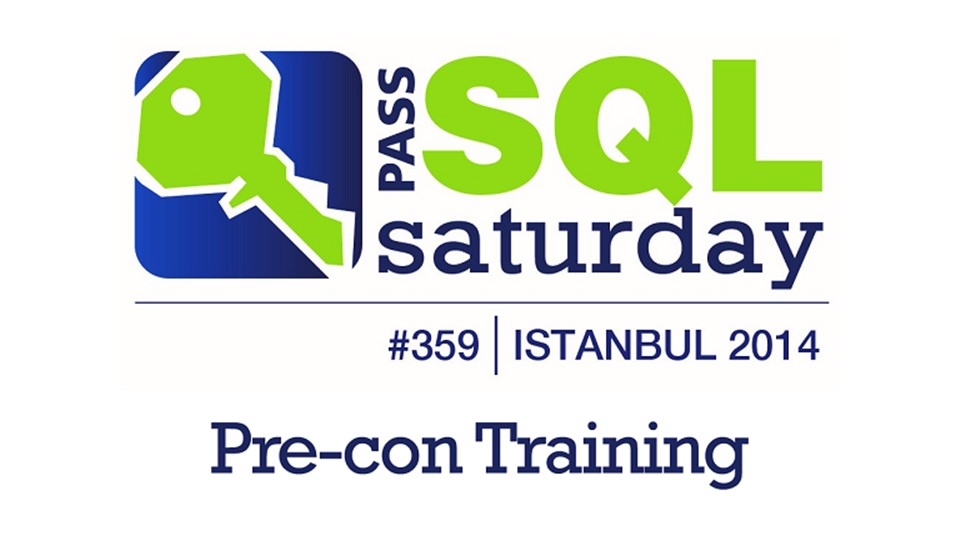 Pre-Con: SQL Server Query Tuning & Optimization