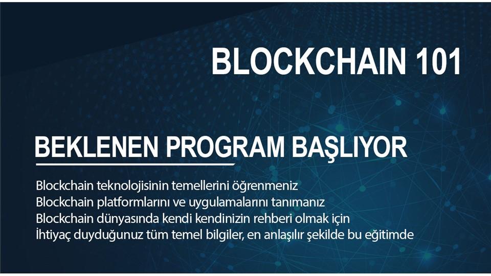 FinTech İstanbul - Blockchain 101 Eğitim Programı - 6. Dönem